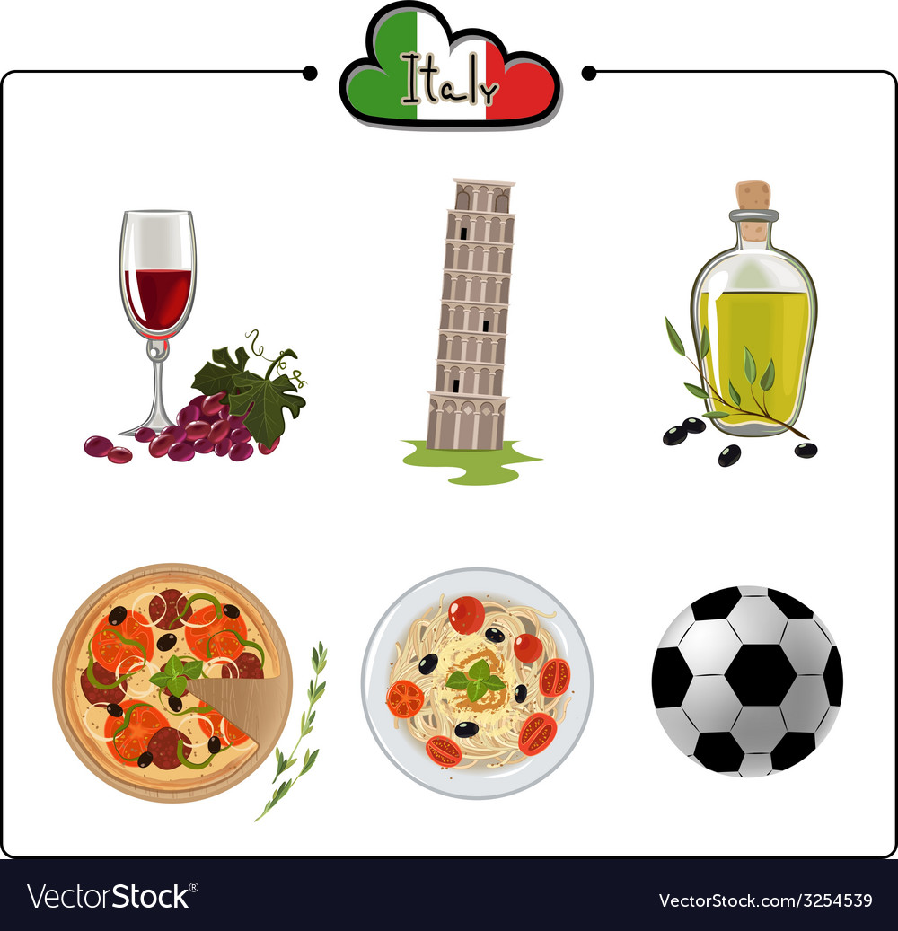 Italy vector | Price: 1 Credit (USD $1)