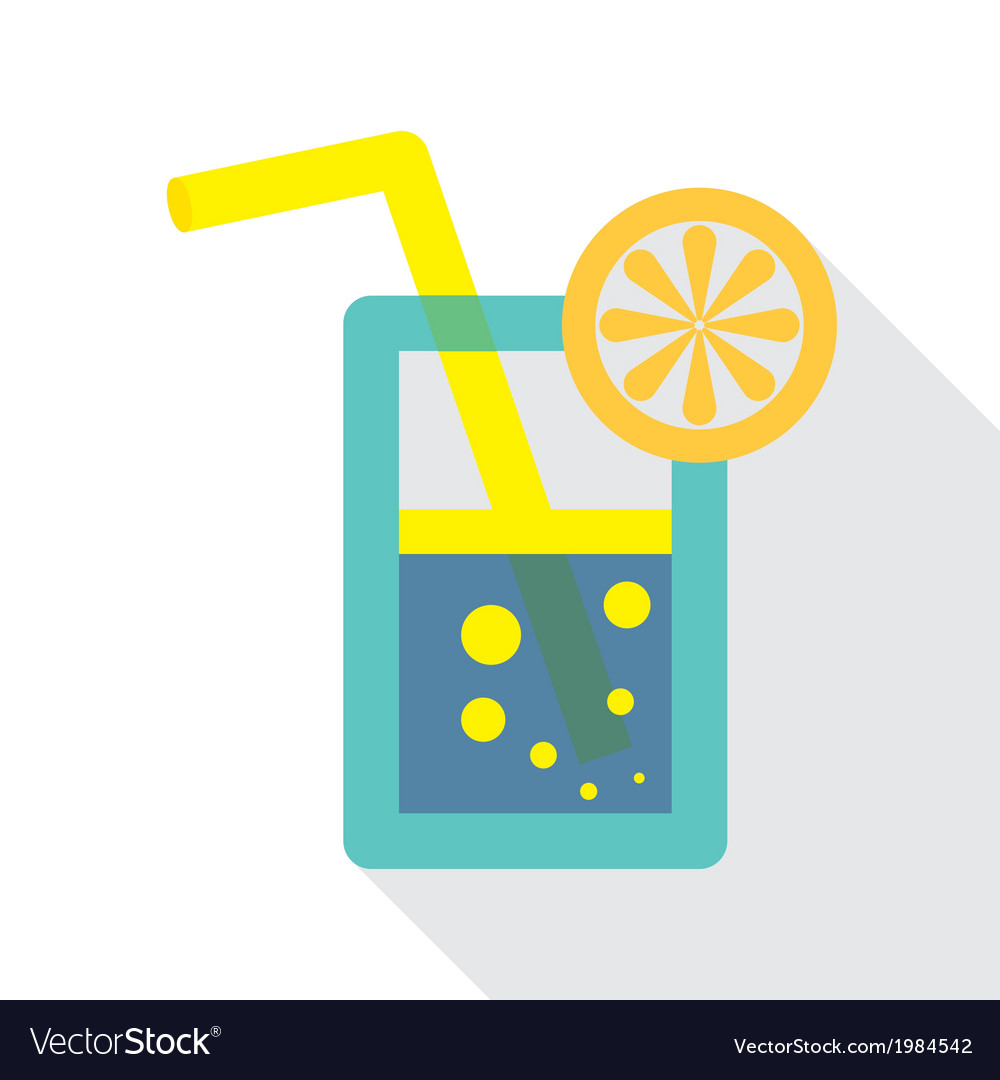 Summer cocktail vector | Price: 1 Credit (USD $1)