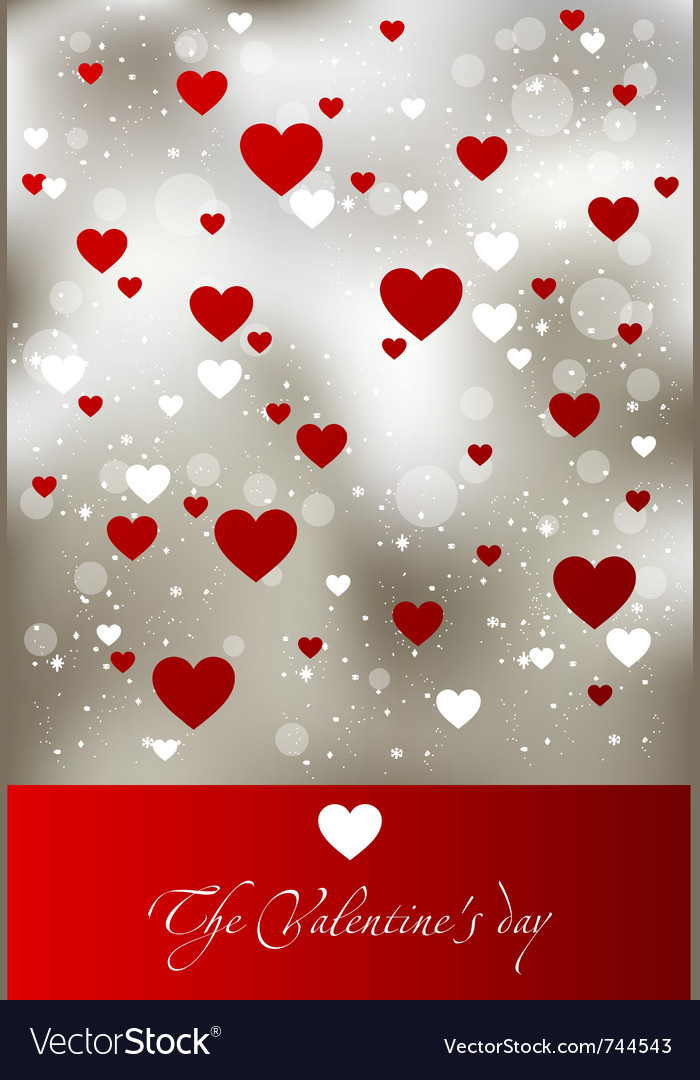 Valentine art background vector | Price: 1 Credit (USD $1)