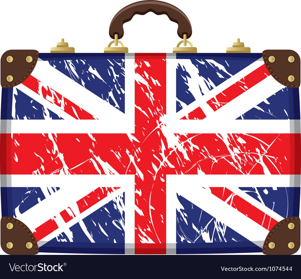 Flag britain vector | Price: 1 Credit (USD $1)