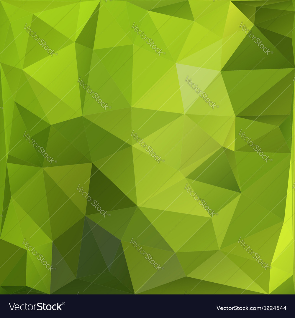 Geometric triangular mosaics background vector | Price: 1 Credit (USD $1)