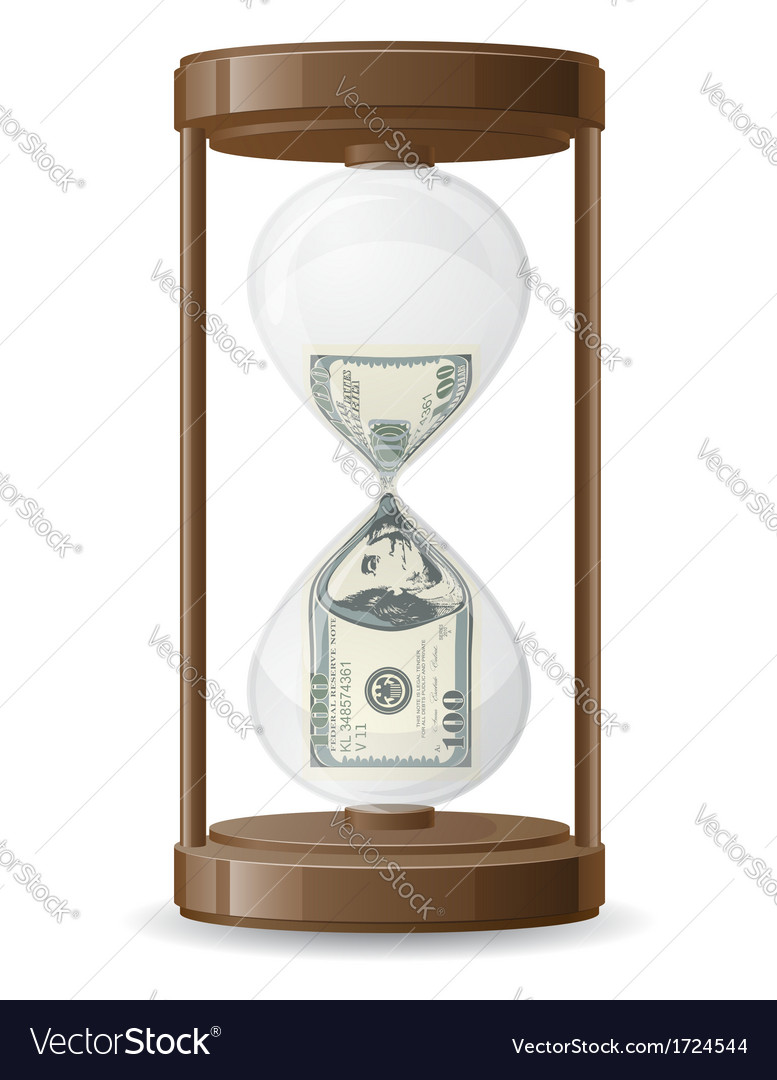 Hourglass 03 vector | Price: 1 Credit (USD $1)