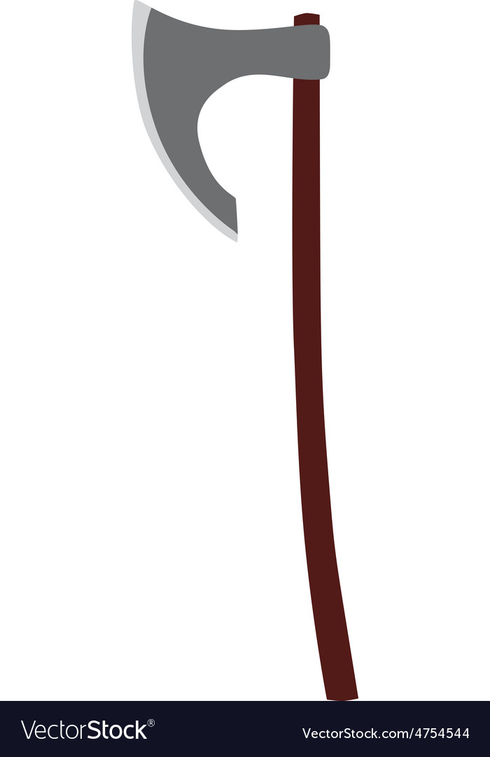 Viking axe vector | Price: 1 Credit (USD $1)