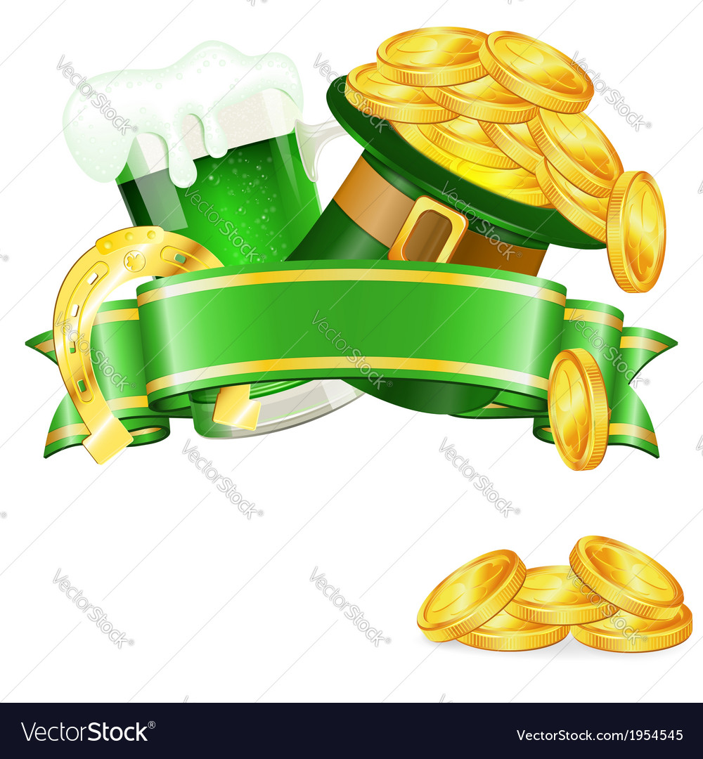 St patrick day vector | Price: 1 Credit (USD $1)