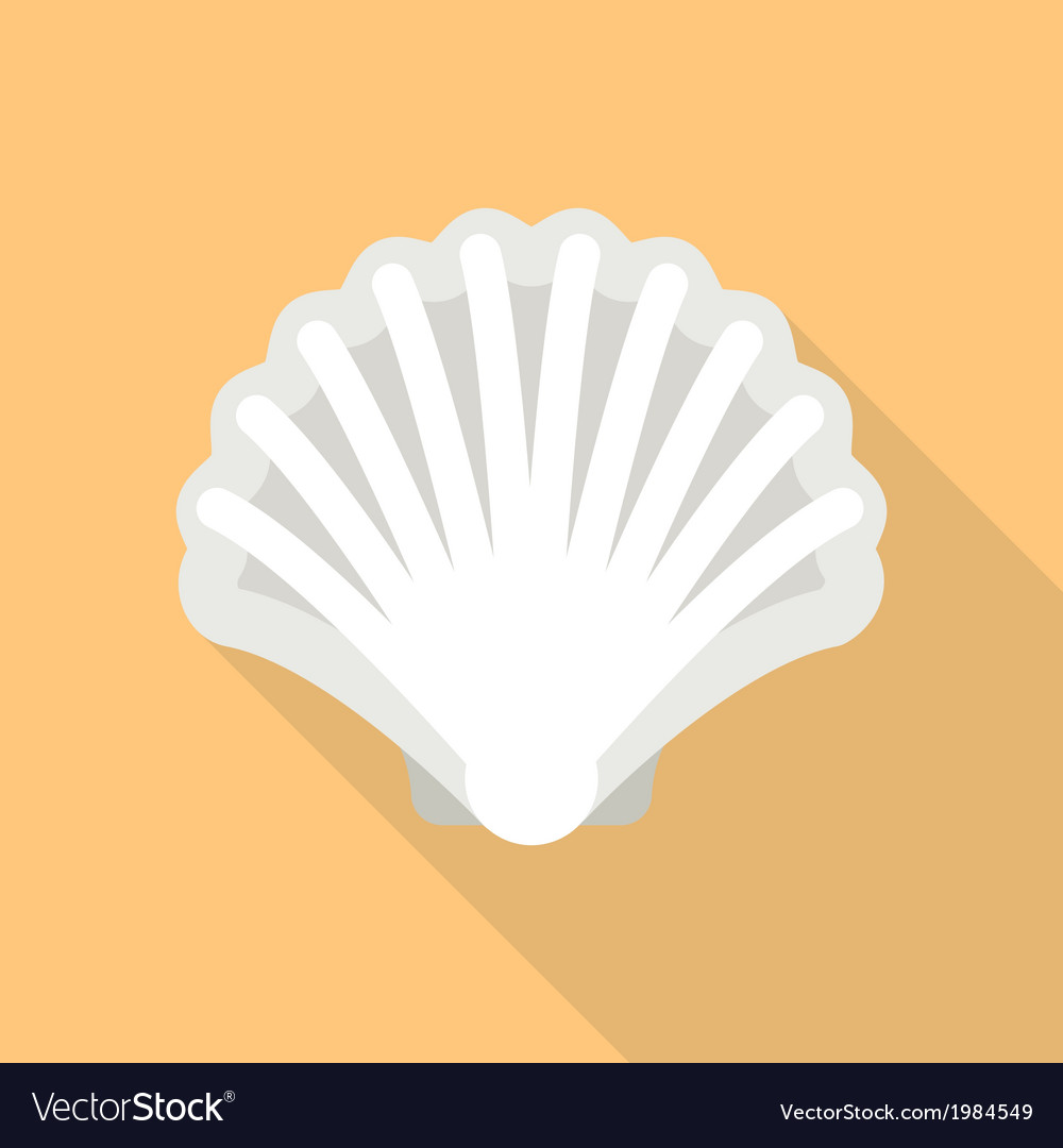 Seashell vector | Price: 1 Credit (USD $1)