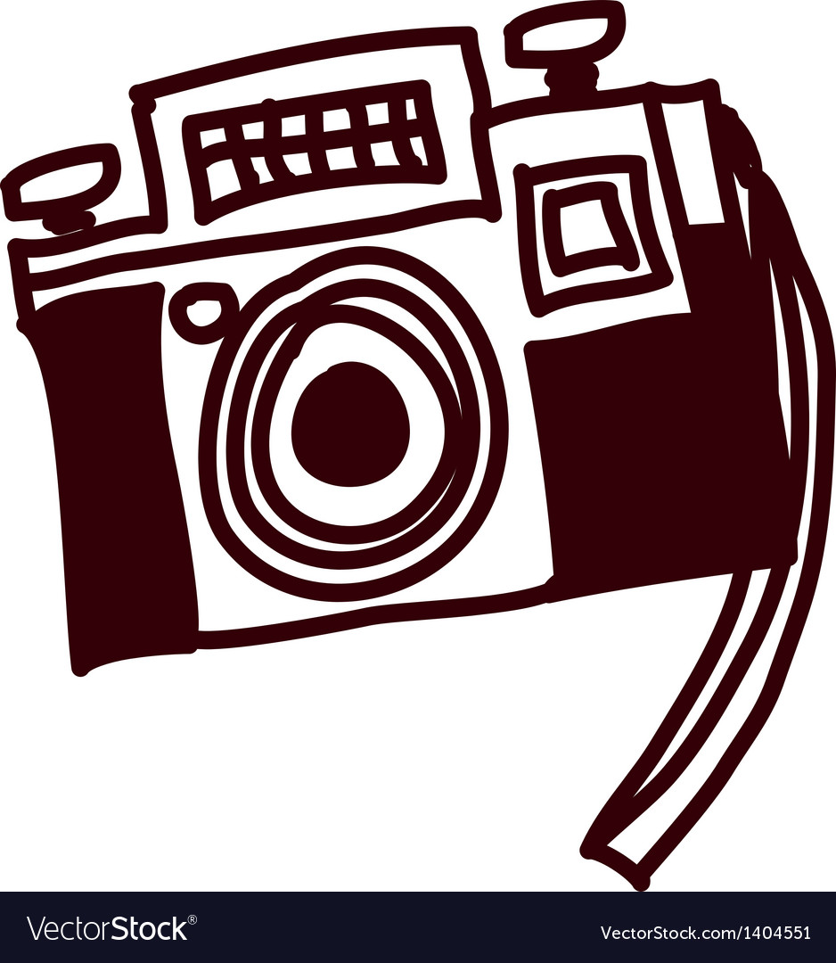 A view of camera vector   Price: 1 Credit (USD $1)
