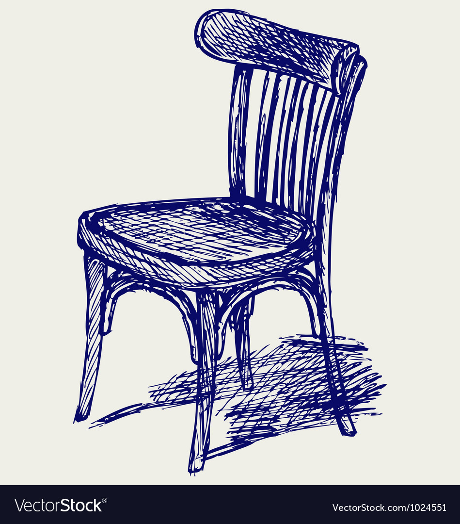Chair classic vector | Price: 1 Credit (USD $1)