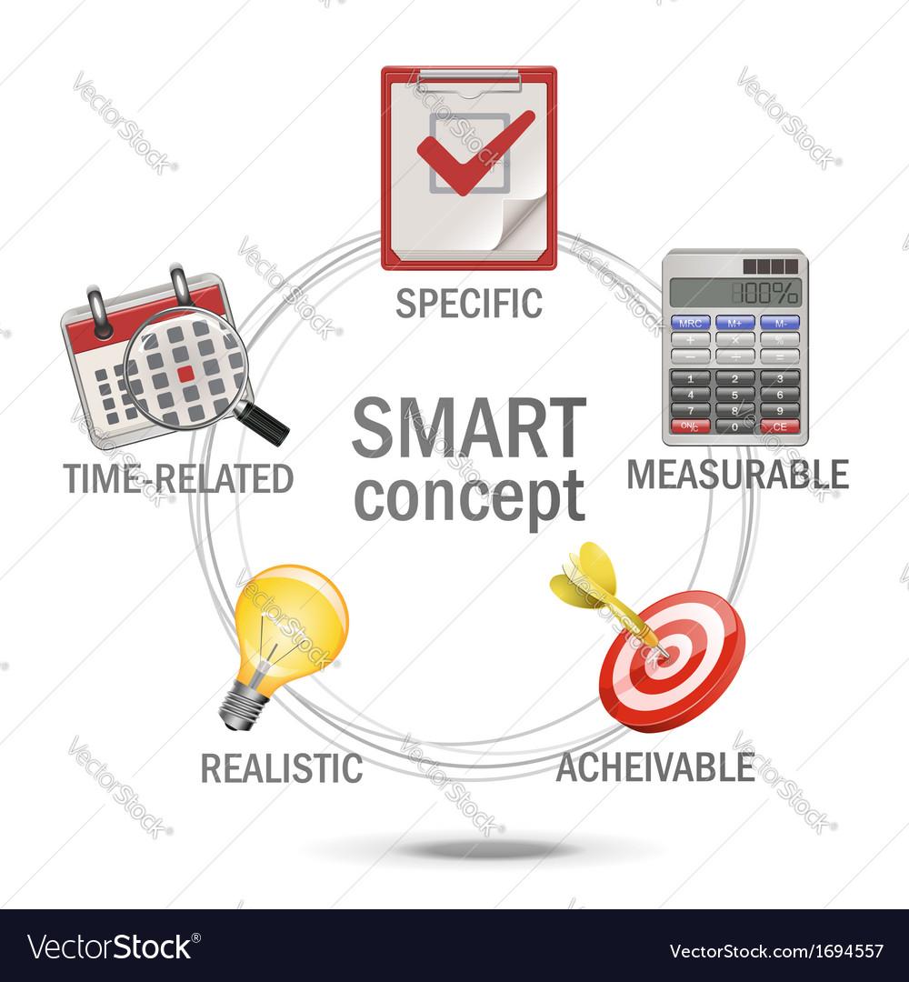 Smart concept vector | Price: 1 Credit (USD $1)