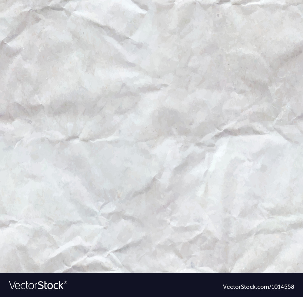 Crumples paper seamless vector | Price: 1 Credit (USD $1)