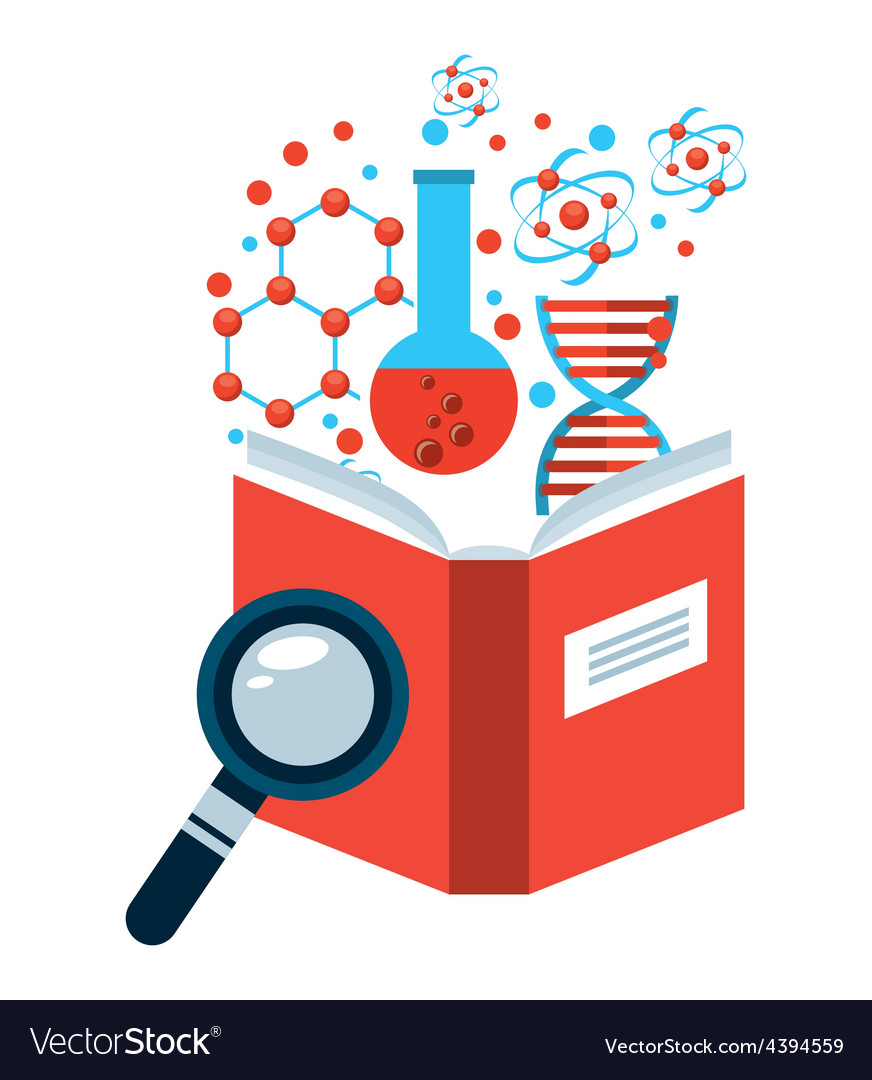 Chemistry concept vector | Price: 1 Credit (USD $1)