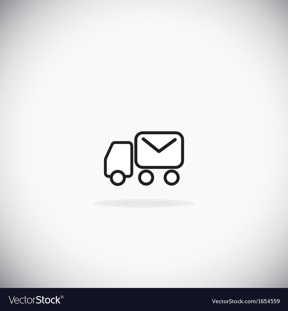 Mail track vector | Price: 1 Credit (USD $1)