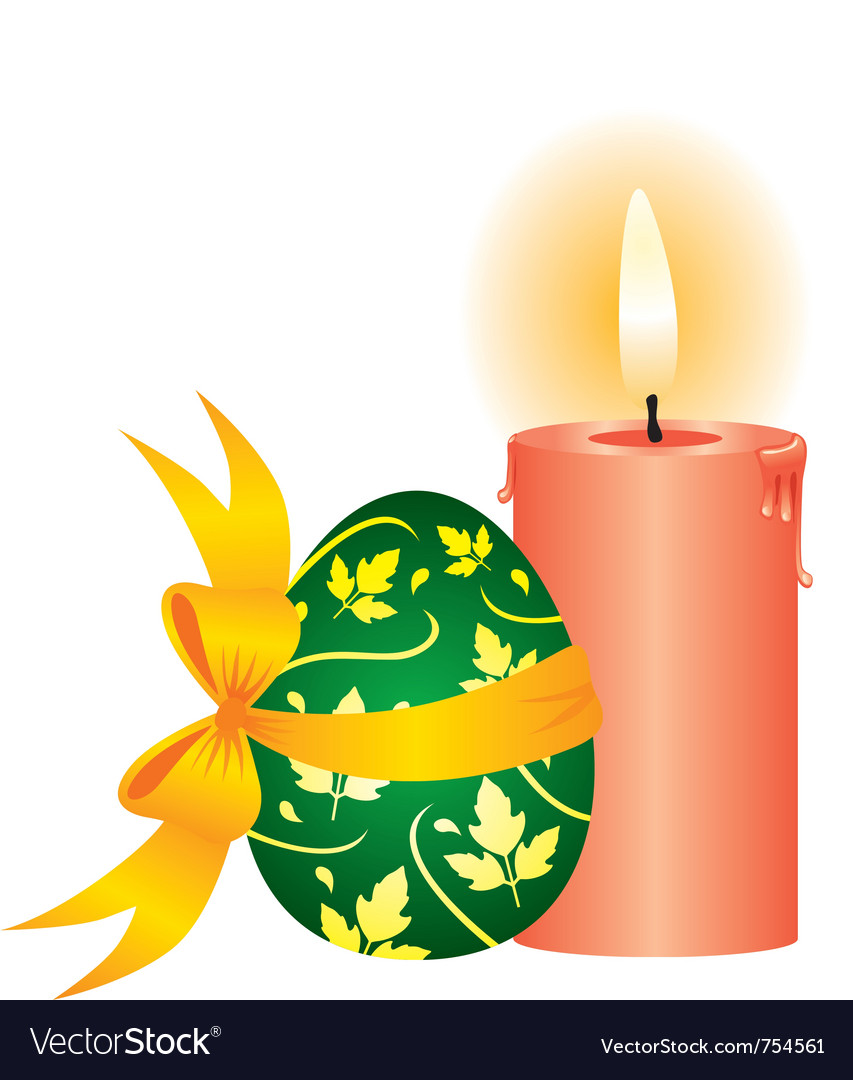 Easter still life vector | Price: 1 Credit (USD $1)