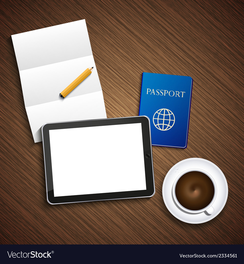 Modern business background vector | Price: 1 Credit (USD $1)