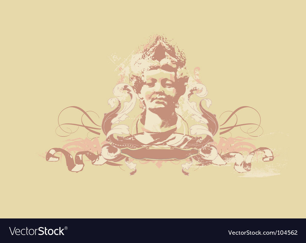 Woman's bust vector   Price: 1 Credit (USD $1)