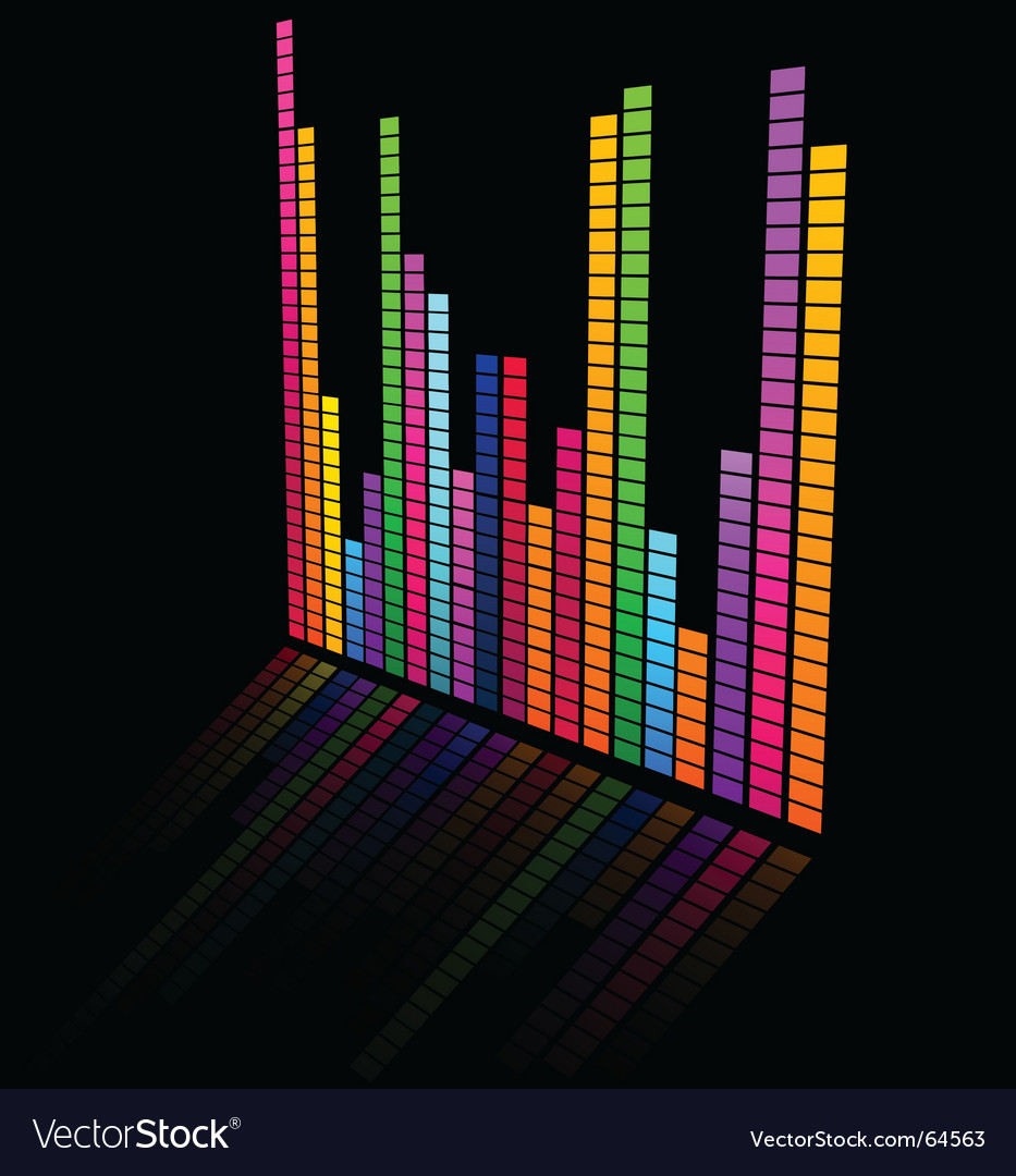 Music levels vector   Price: 1 Credit (USD $1)