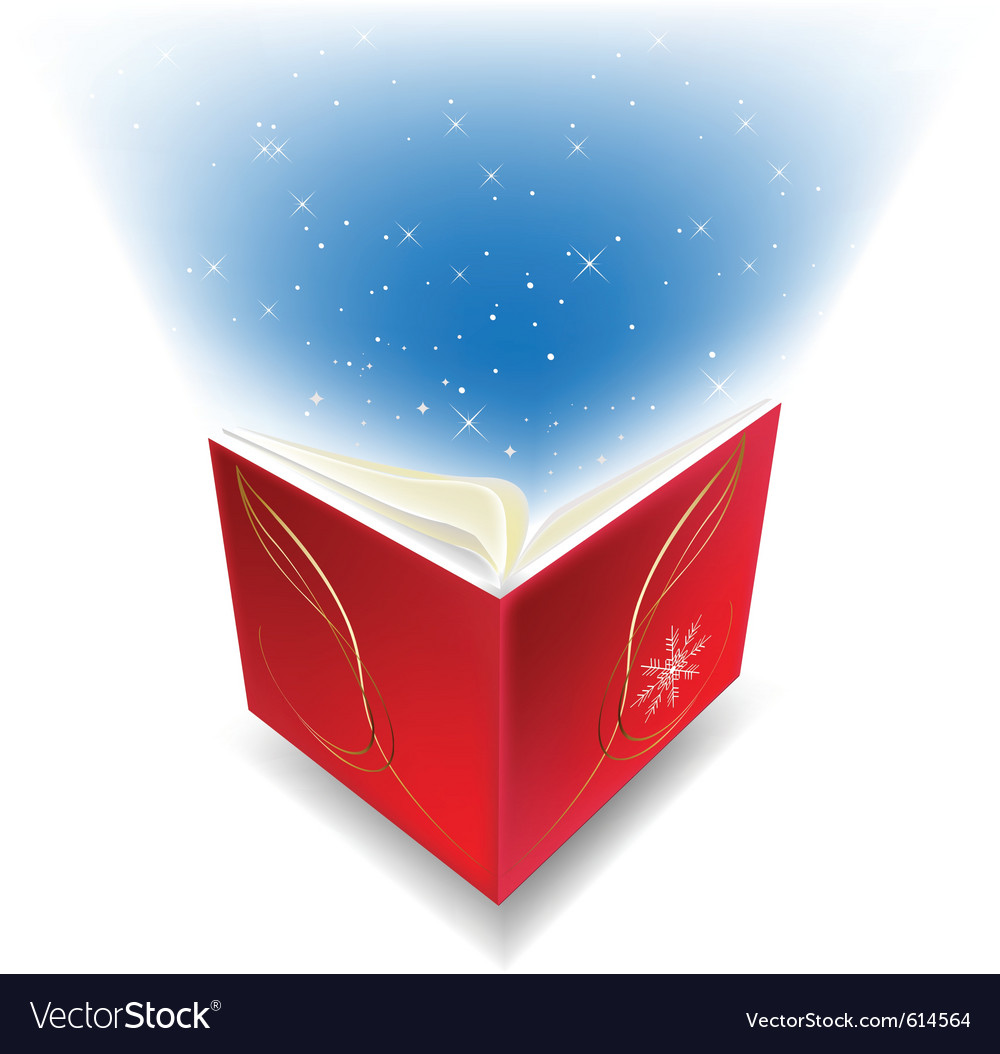 Magic book vector | Price: 3 Credit (USD $3)