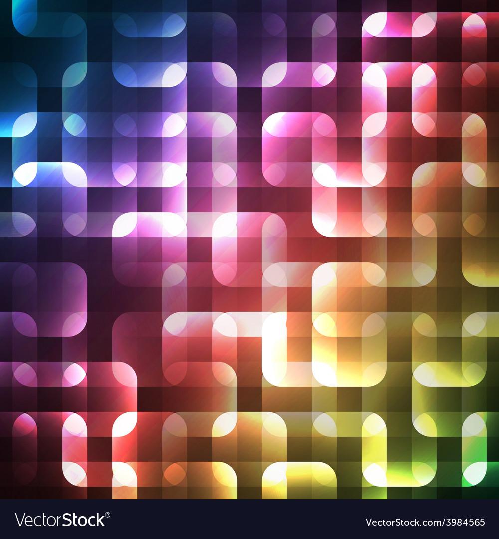 Abstract bright spectrum wallpaper vector | Price: 1 Credit (USD $1)