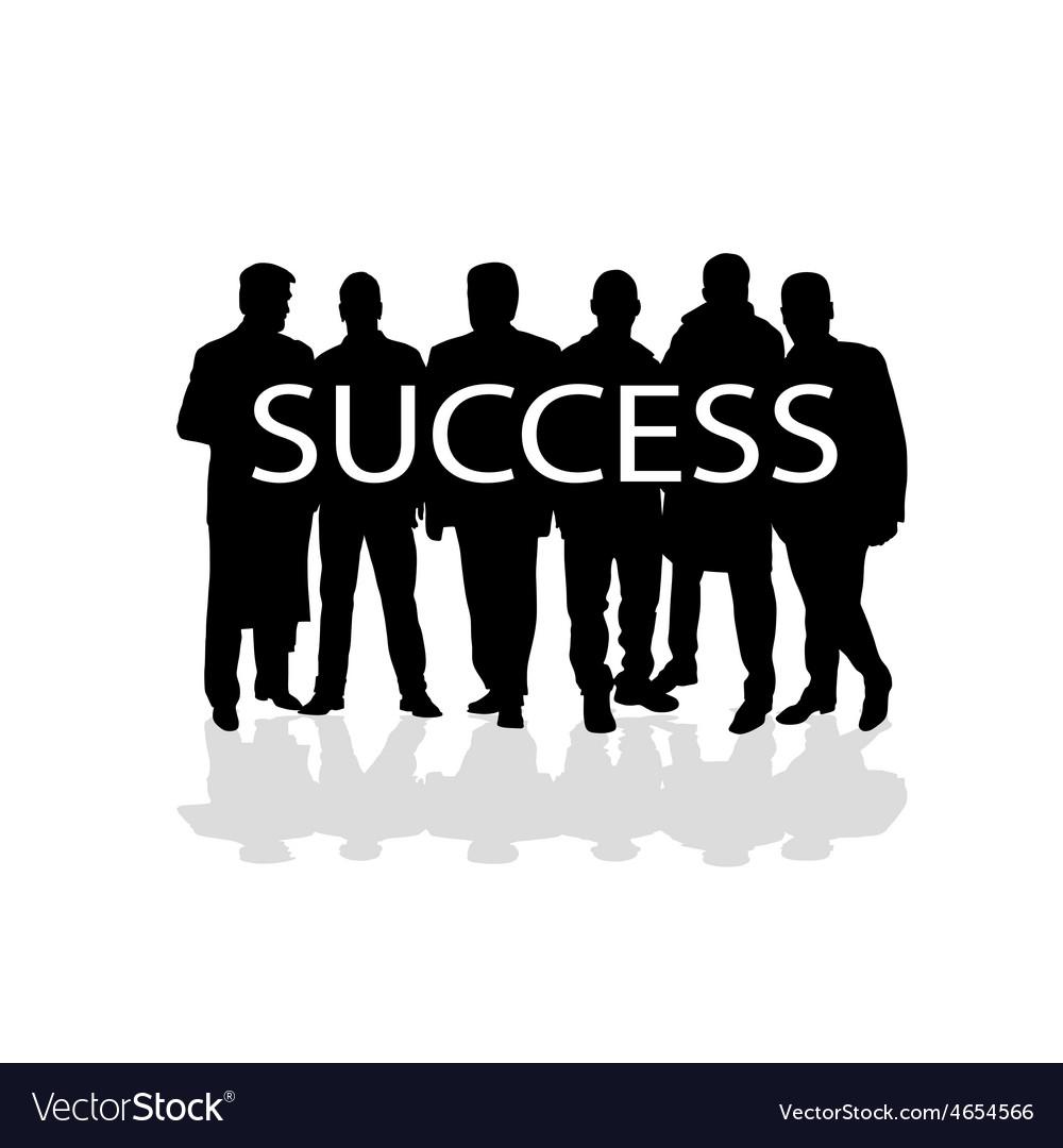 Success people vector   Price: 1 Credit (USD $1)