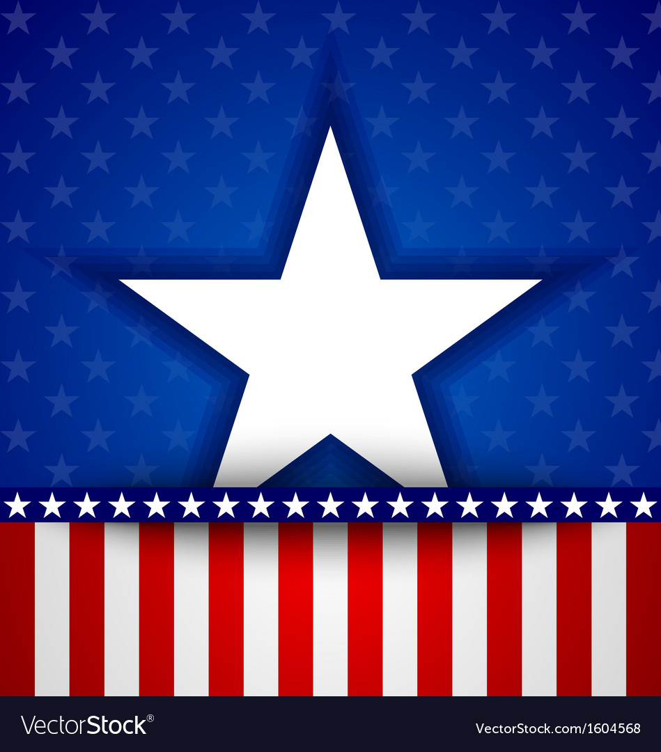 American star vector | Price: 1 Credit (USD $1)