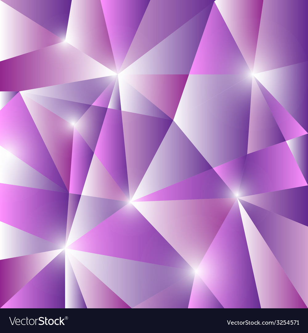 Geometric pattern with triangles background vector | Price: 1 Credit (USD $1)