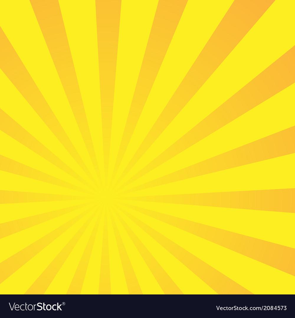 Abstract sun burst pattern vector | Price: 1 Credit (USD $1)