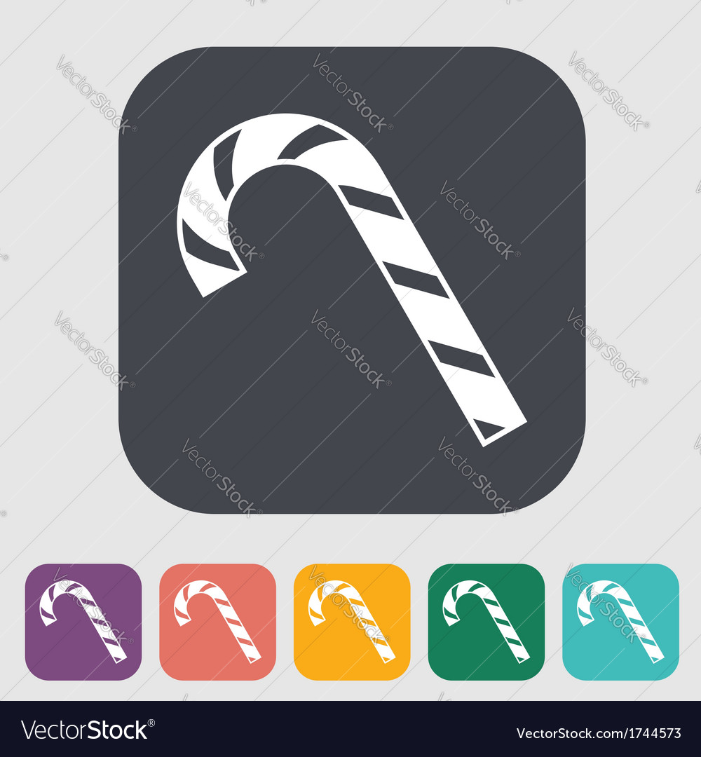 Candy icon vector | Price: 1 Credit (USD $1)