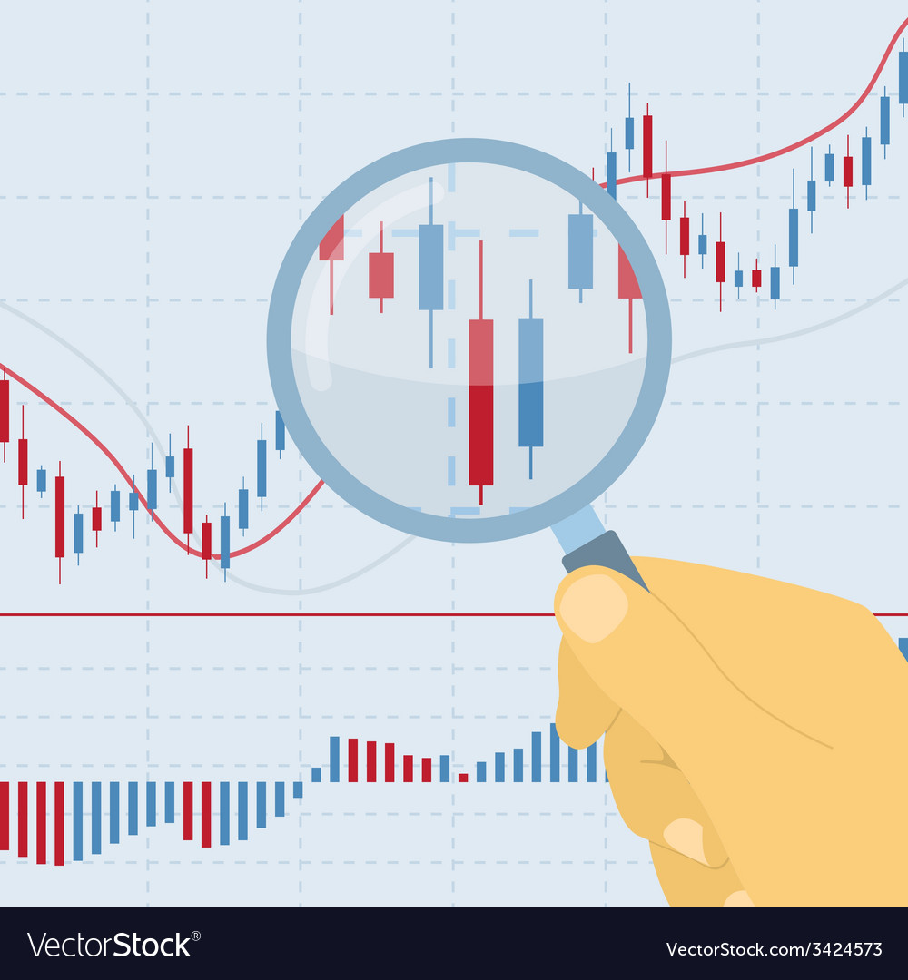Forex chart vector   Price: 1 Credit (USD $1)