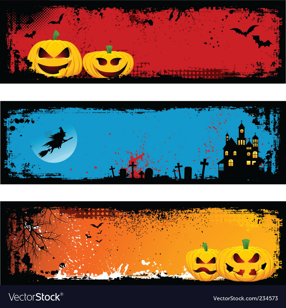Grunge halloween vector | Price: 3 Credit (USD $3)