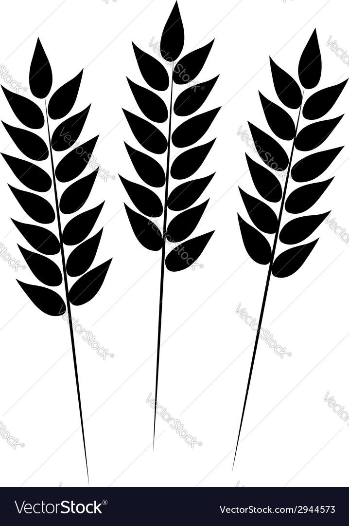 Wheat icon vector   Price: 1 Credit (USD $1)