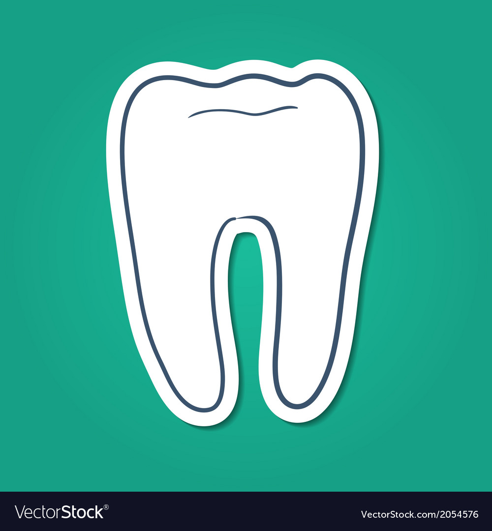 Tooth vector   Price: 1 Credit (USD $1)