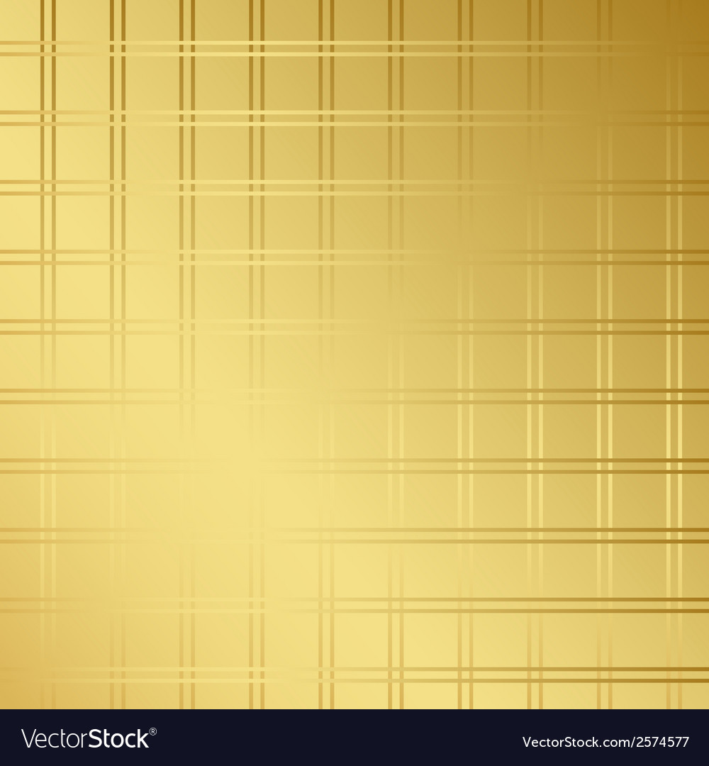 Golden checkerboard abstract background vector | Price: 1 Credit (USD $1)