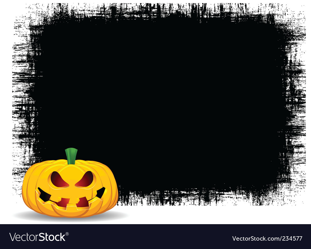 Grunge halloween vector | Price: 3 Credit (USD $3)