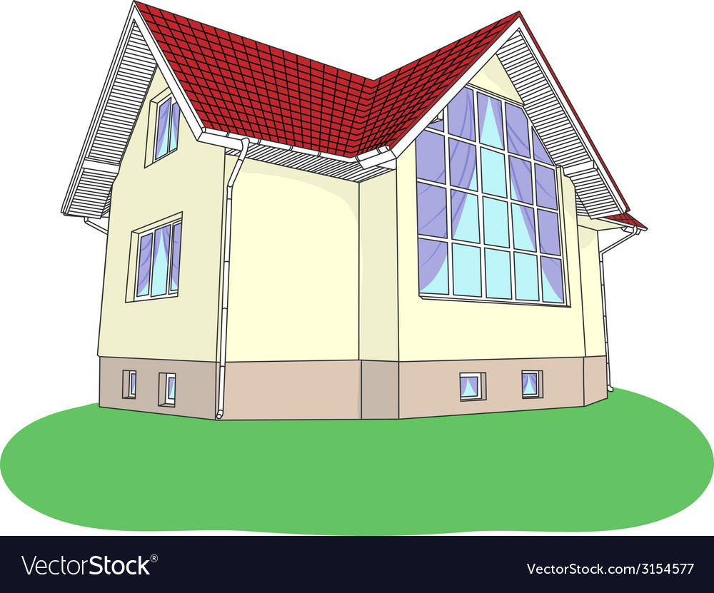 House2 vector | Price: 1 Credit (USD $1)