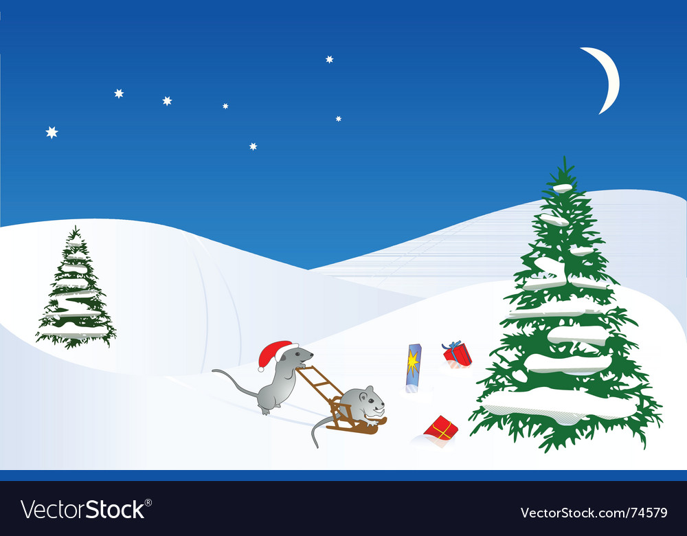 Christmas and new year design vector | Price: 1 Credit (USD $1)