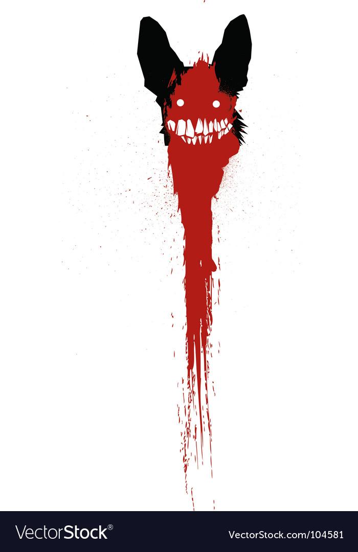 Horror vector | Price: 1 Credit (USD $1)