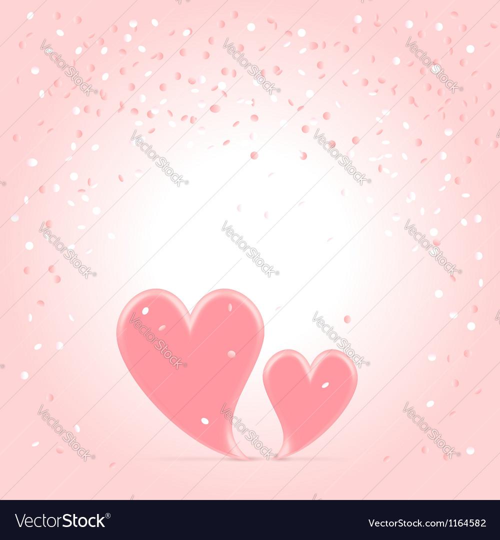 Love speaking vector | Price:  Credit (USD $)