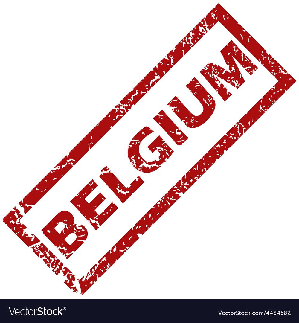 New belgium rubber stamp vector   Price: 1 Credit (USD $1)