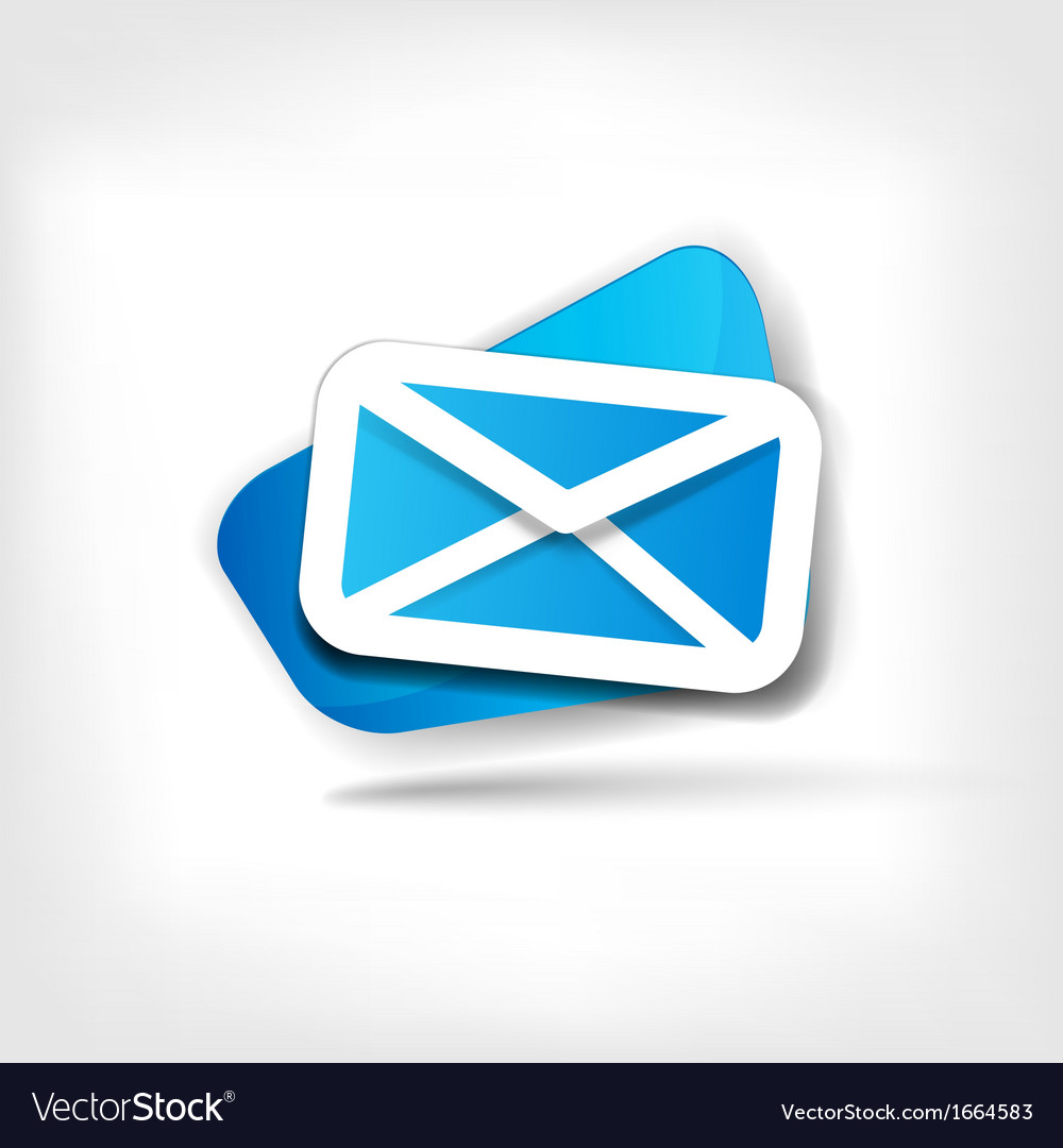 Web letter icon vector | Price: 1 Credit (USD $1)
