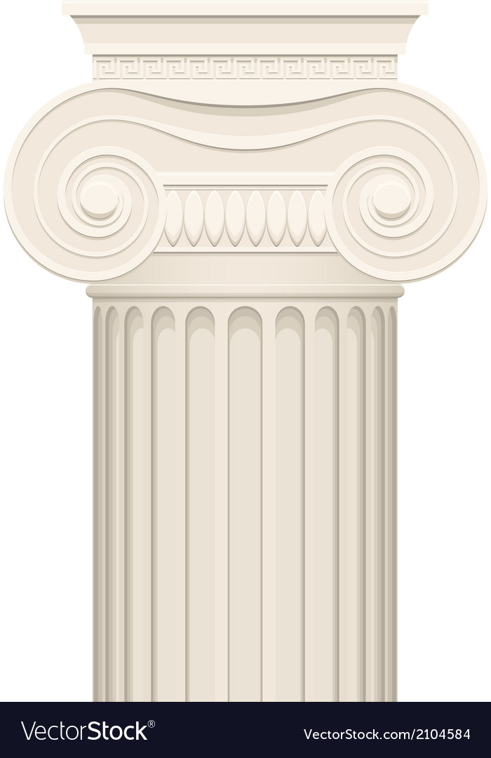 Greek column vector   Price: 1 Credit (USD $1)
