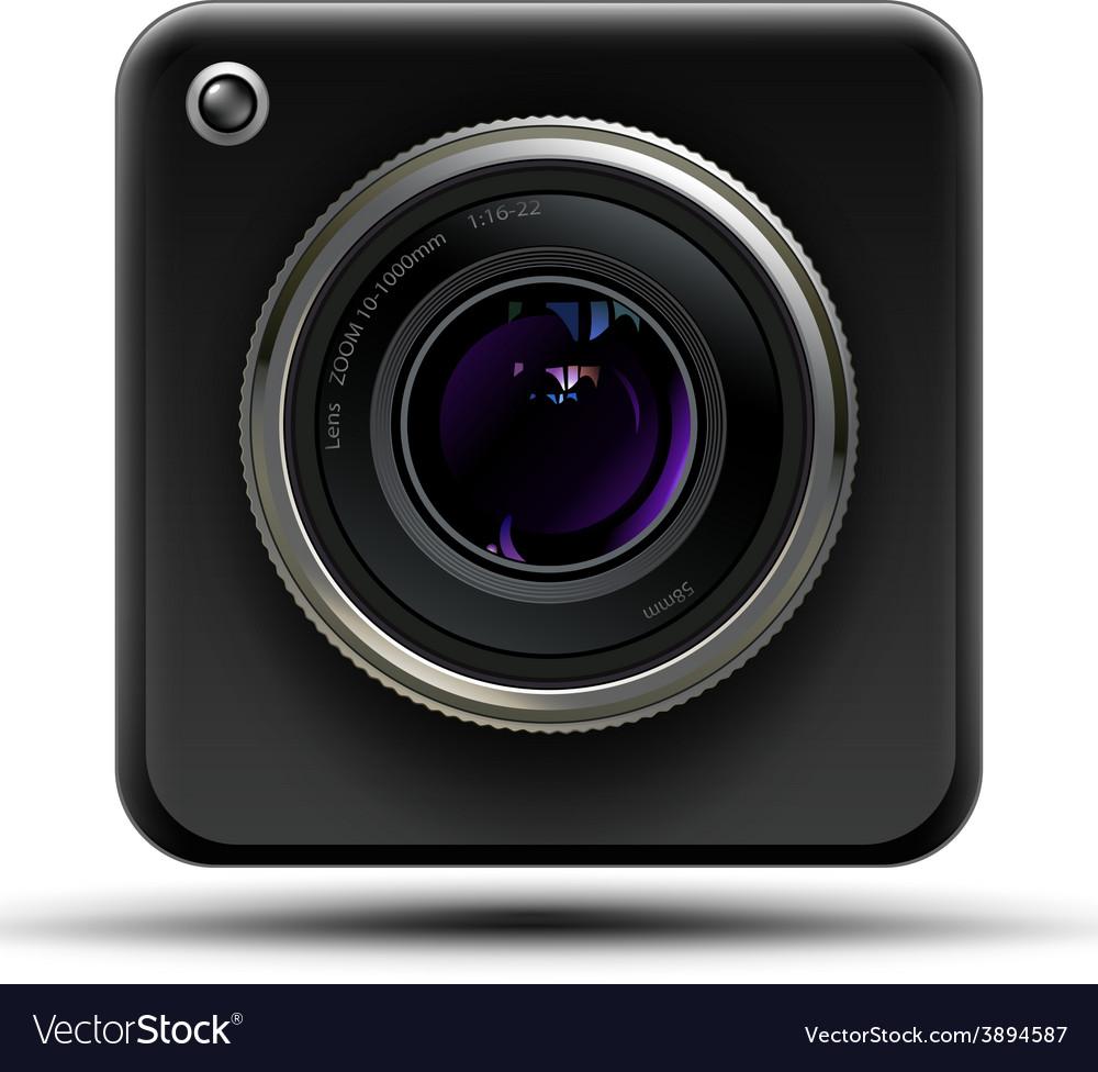 Web cam vector | Price: 3 Credit (USD $3)