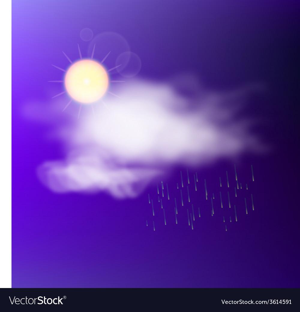 Cloud sky vector   Price: 1 Credit (USD $1)