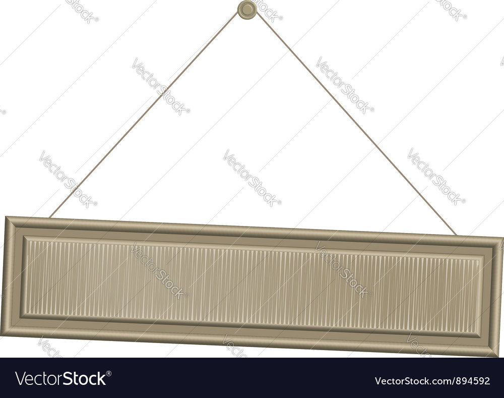Board with rope vector   Price: 1 Credit (USD $1)
