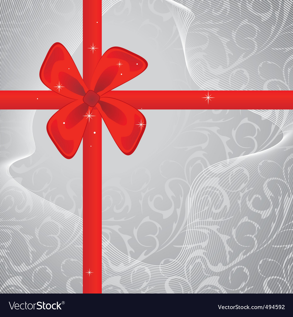 Festive gift vector | Price: 1 Credit (USD $1)
