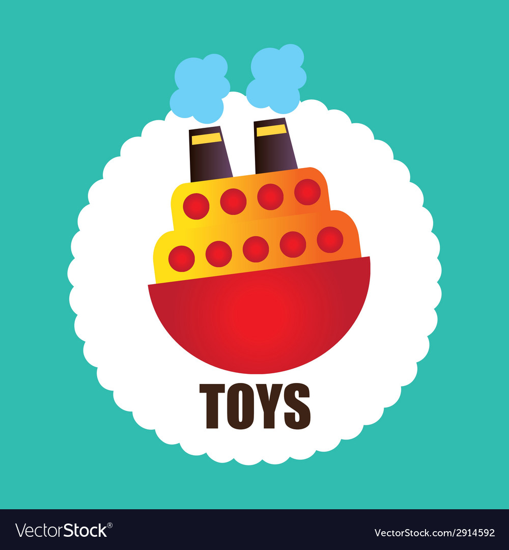 Toys graphic vector | Price: 1 Credit (USD $1)
