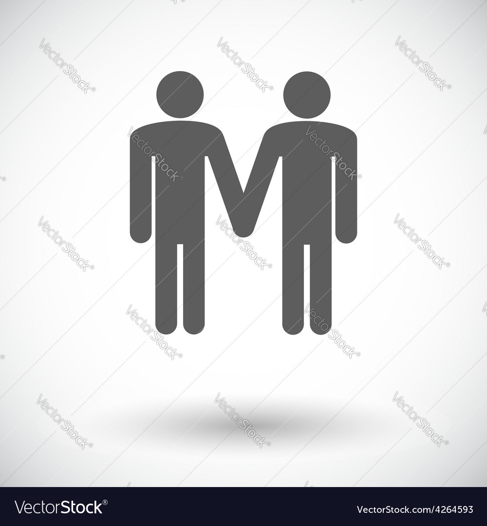 Gay sign vector | Price: 1 Credit (USD $1)