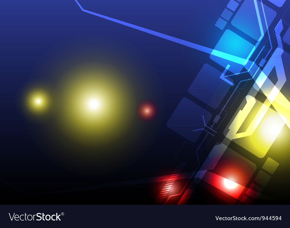Hi tech abstract background vector   Price: 1 Credit (USD $1)