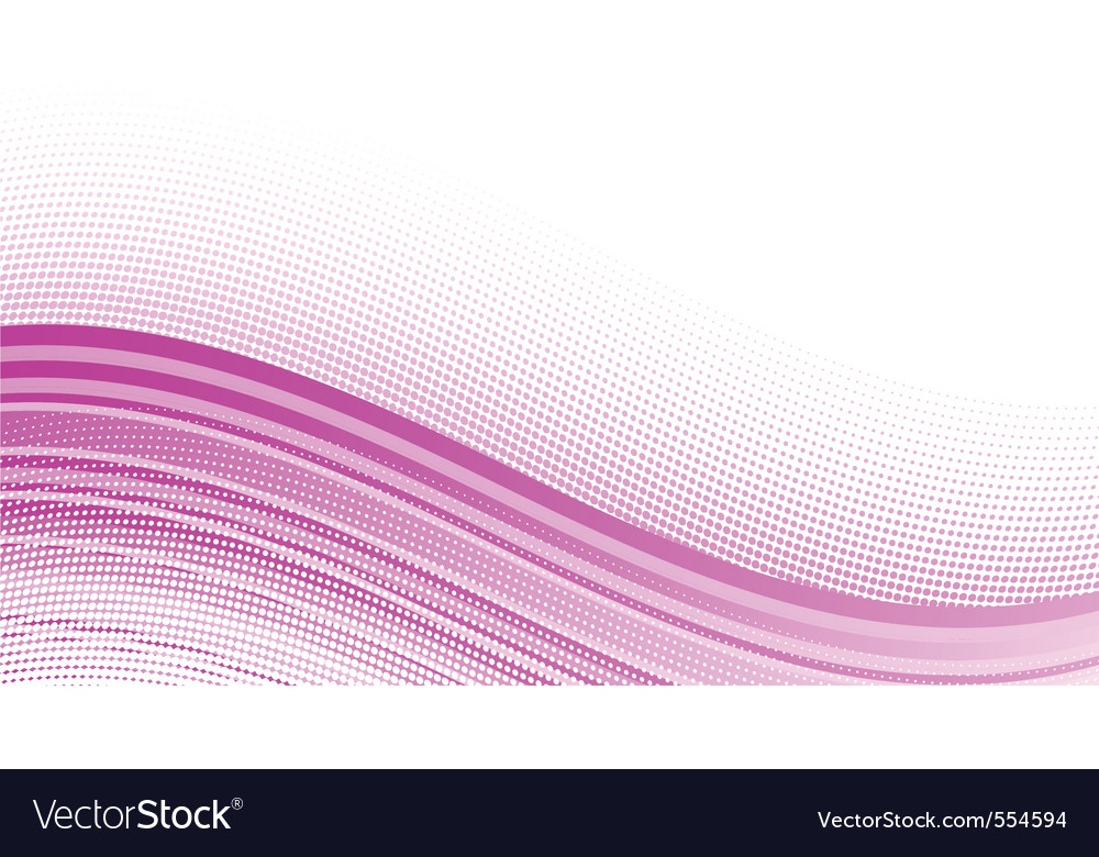 Pink wavy background vector | Price: 1 Credit (USD $1)