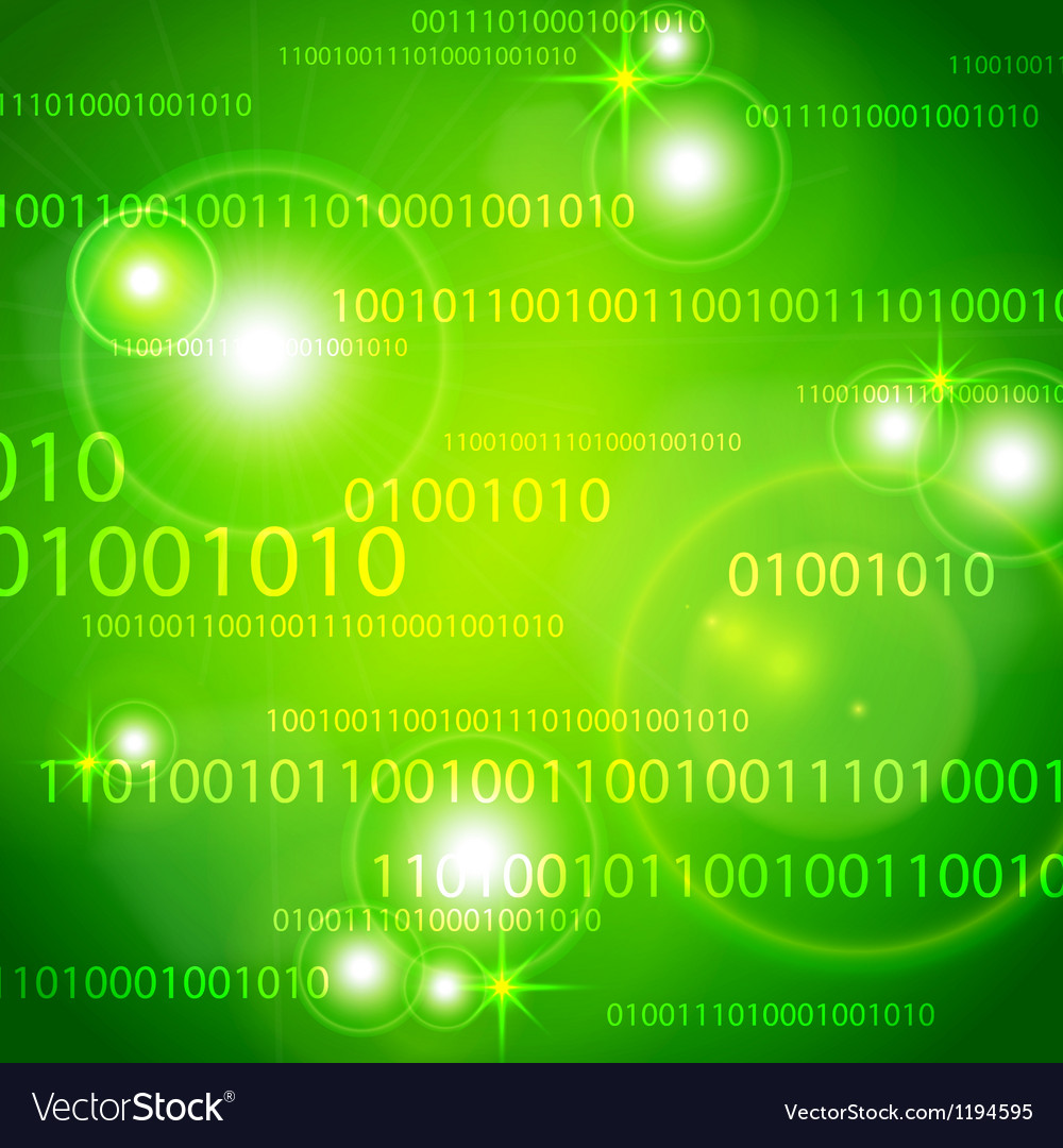 Binary background vector | Price: 1 Credit (USD $1)