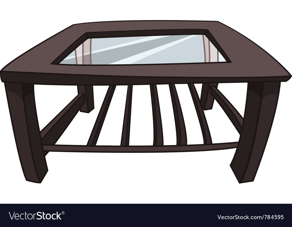 Cartoon home furniture table vector   Price: 1 Credit (USD $1)