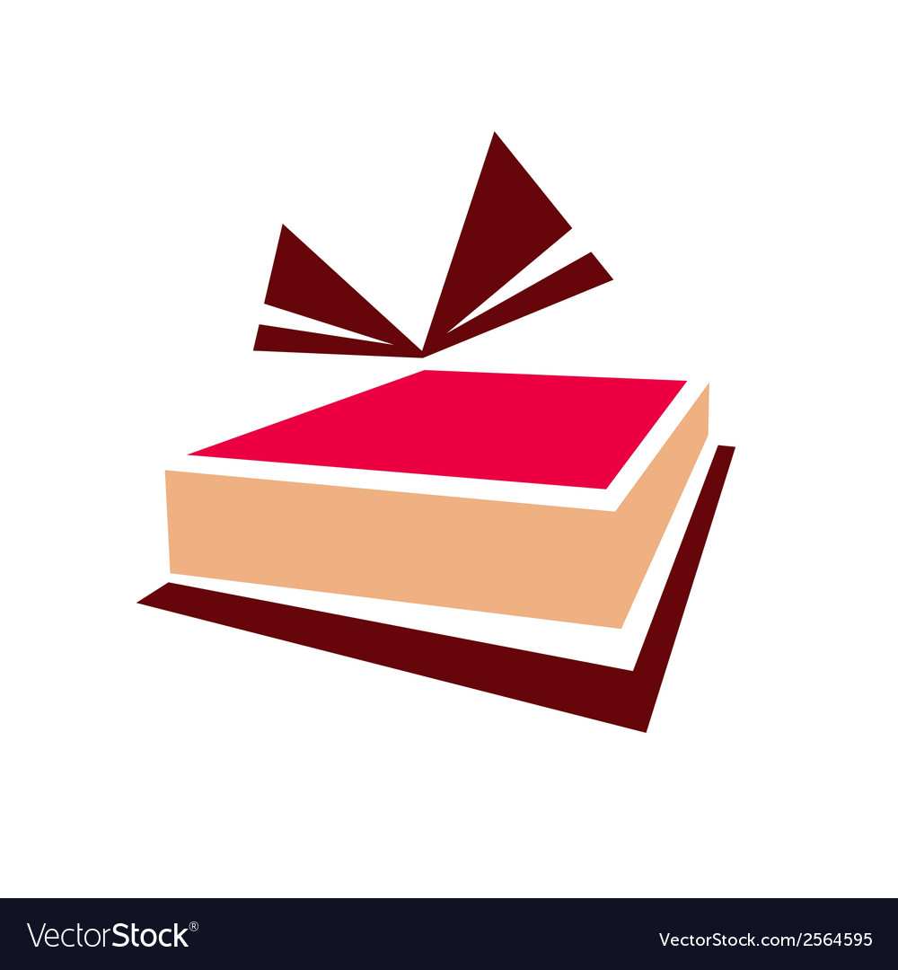 Gift cake sign vector | Price: 1 Credit (USD $1)